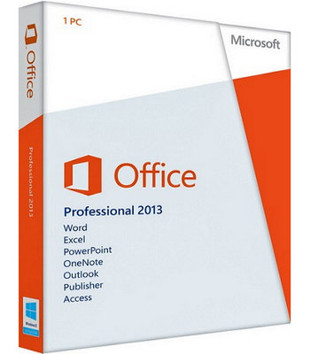 Microsoft Office 2013 Professional Plus SP1 November 2016