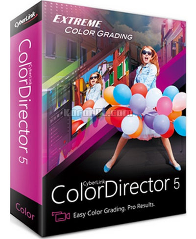 CyberLink ColorDirector Ultra