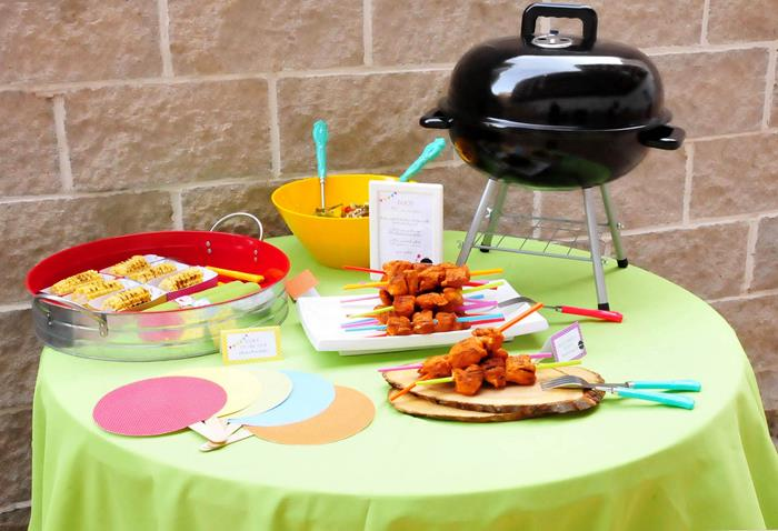 Kara39s Party Ideas Summer Grilling Party Via Kara39s Party