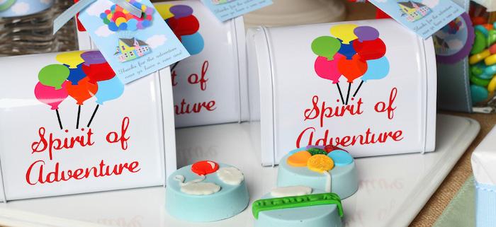 Kara\u0027s Party Ideas Disney\u0027s Up Themed Birthday Party {Decor