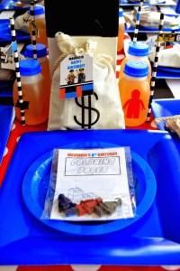 Kara's Party Ideas Lego City Police themed birthday party ...
