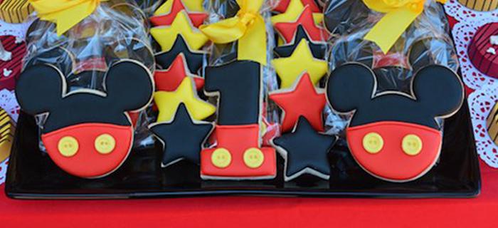 Kara\u0027s Party Ideas Mickey Mouse 1st Birthday Party - mickey mouse boy birthday party ideas