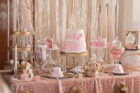 Elegant baby shower decorations pictures