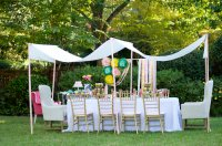 Kara's Party Ideas Garden Party Baby Shower   Kara's Party ...