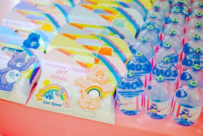 Kara39s Party Ideas Care Bears Themed Birthday Party Kara