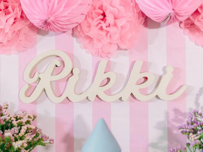 Hockey Girl Wallpaper Kara S Party Ideas Pink Princess Baptism Party Kara S