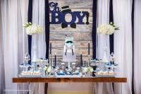 Kara's Party Ideas Little Man Baby Shower | Kara's Party Ideas