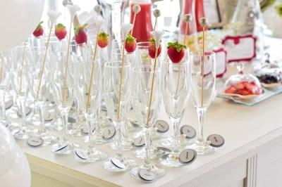 Kara's Party Ideas Pearls of Wisdom Bridal Shower   Kara's ...