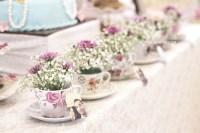 Kara's Party Ideas Afternoon Tea Bridal Shower | Kara's ...