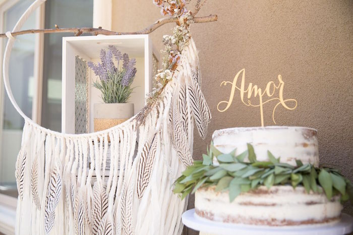 Girl Baby Shower Wallpaper Kara S Party Ideas French Country Bohemian Bridal Shower