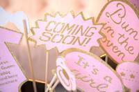 "Kara's Party Ideas Pink ""Tutu Cute"" Ballerina Baby Shower ..."