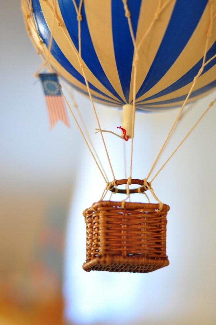 Hot Air Balloon Decoration Ideas Elitflat