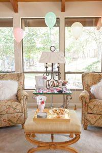 Kara's Party Ideas Rustic Boho Chic Baby Shower | Kara's ...