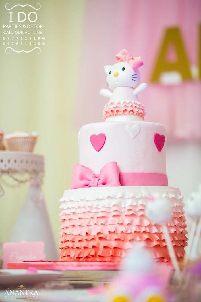 hello kitty birthday party ideas free