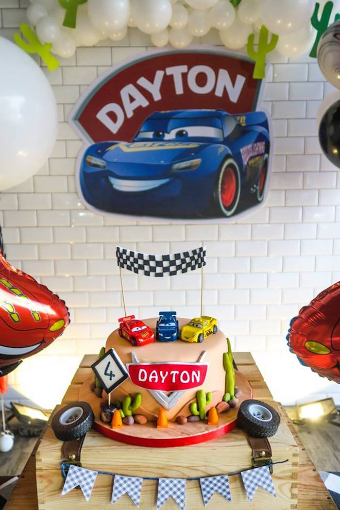 lightning mcqueen party printables