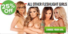 Save 25% On Fleshlight Girls Black Friday