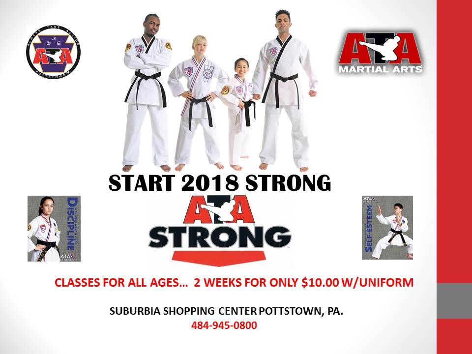 Karate for Kids \u2013 ATA Martial Arts