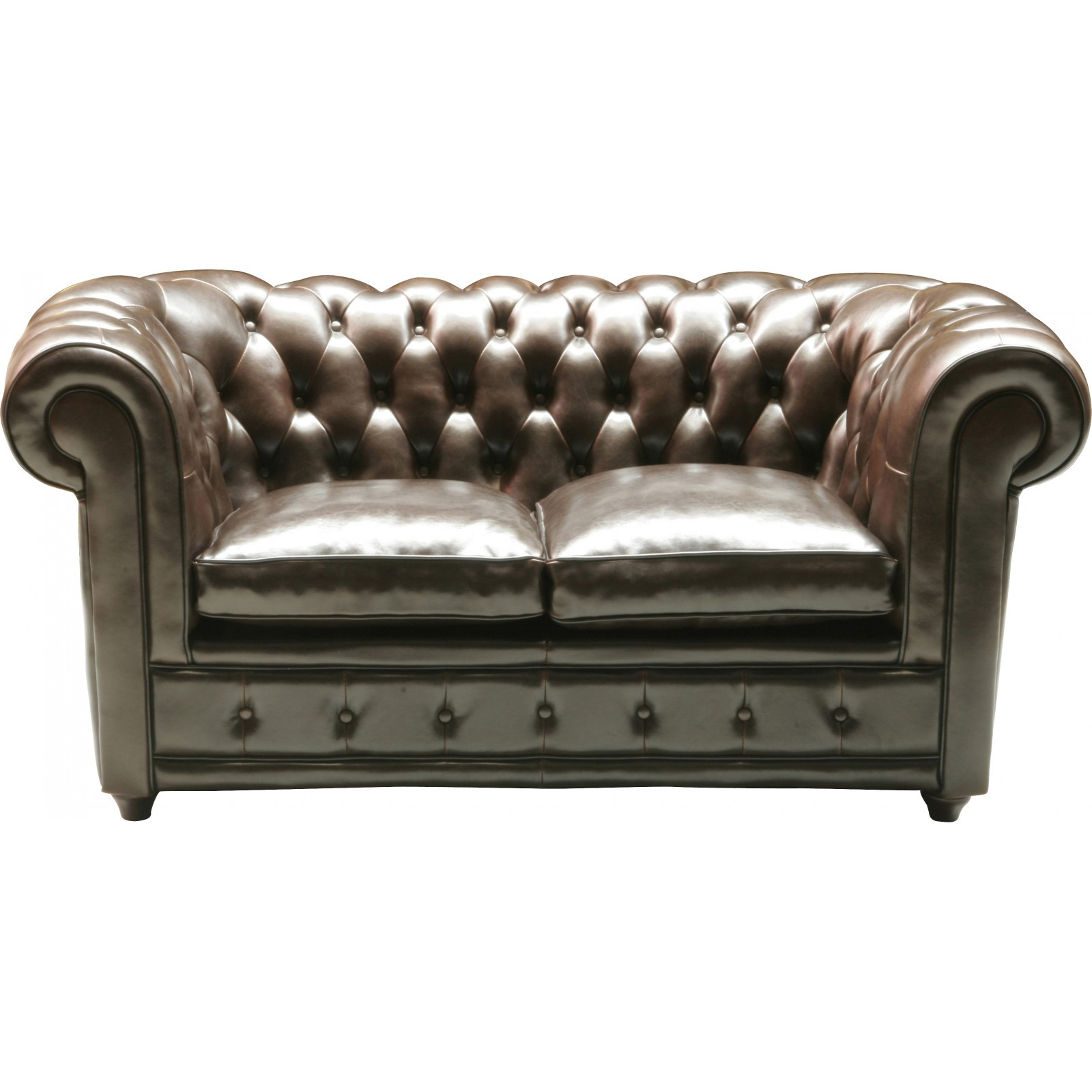 Canapé Cuir 2 Places Design Canapé Chesterfield En Cuir Oxford Kare Design