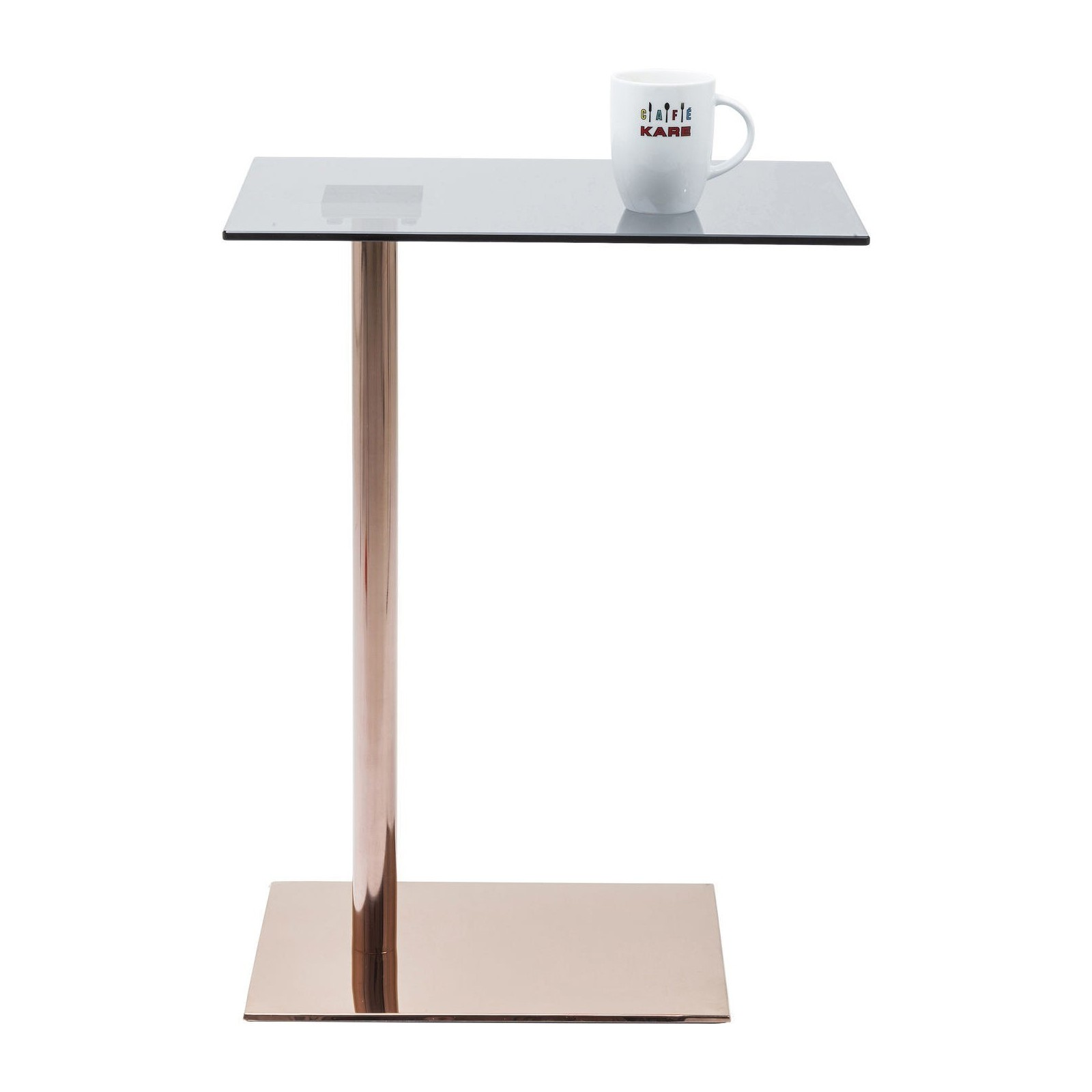 Table D Apoint Table D 39appoint Moderne Cuivre West Coast Kare Design