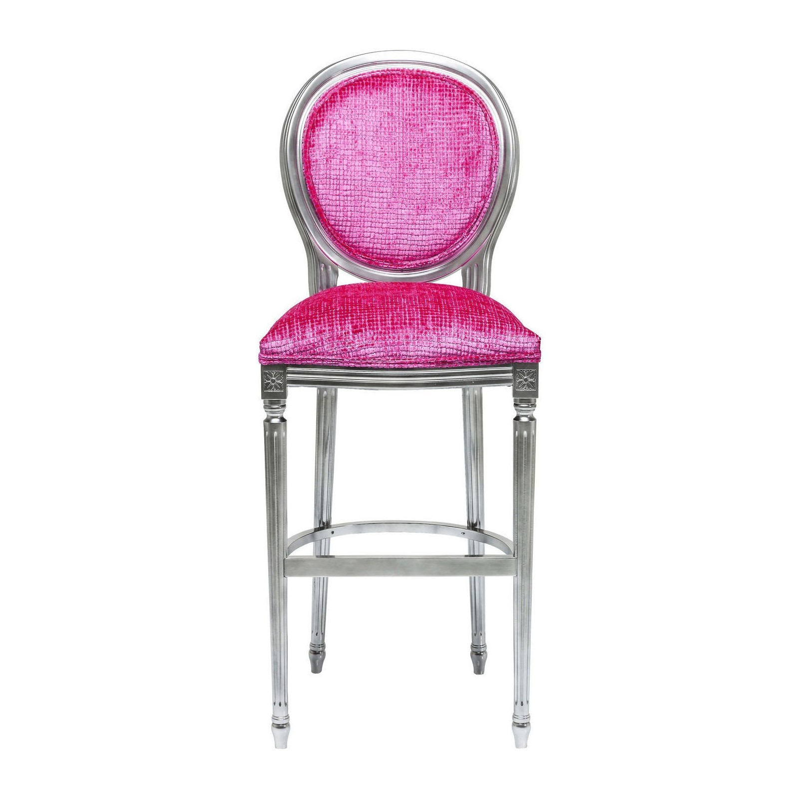 Tabourets De Bar Rose Tabouret De Bar Baroque Rose Posh Kare Design