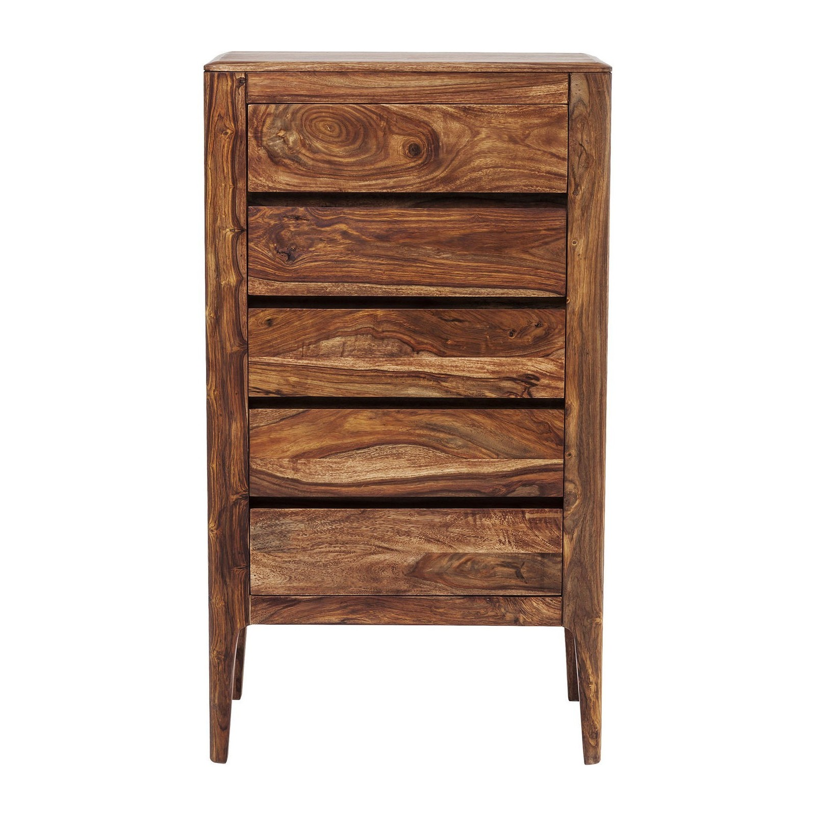 Table Basse Brooklyn Commode Haute Traditionnelle En Bois - Brooklyn - Kare Design