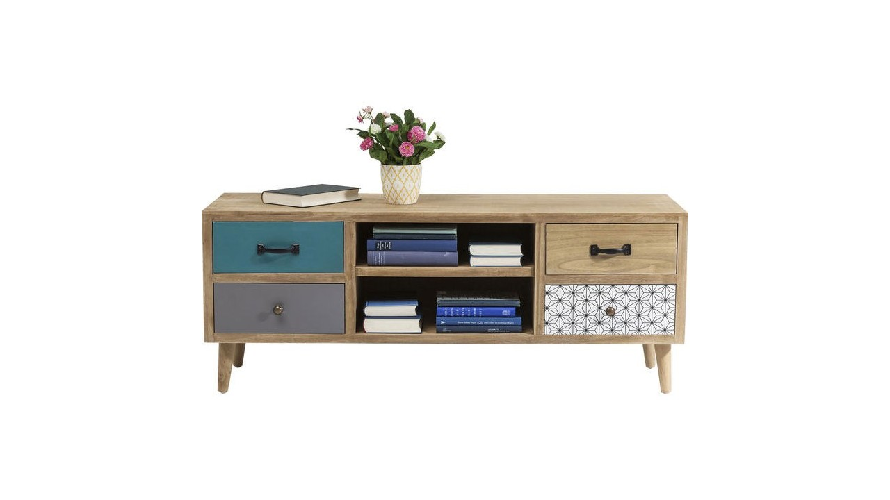 Meuble Tv Nordique Capri Collection De Meubles En Bois Kare Design Kare Click
