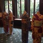 着物好き必見!すてきな洋館で開かれた100年前のアンティーク着物展に感激!
