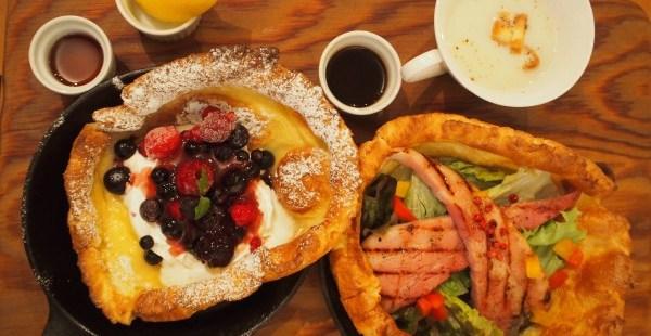 沖縄 純喫茶マザーコーヒー ドイツ式パンケーキが美味しいおしゃれカフェ