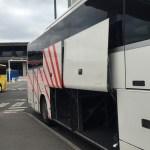 シャルルドゴール空港からパリ市内へエアポートバスを使ってみた【パリから旅した18日間】