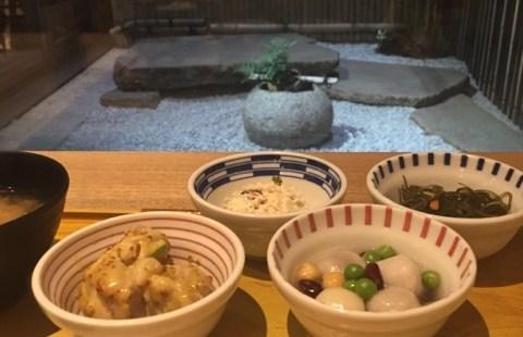 【京都】京彩味のむら 朝食おばんざいセットはとってもリーズナブル!