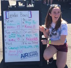 Kailey Conrad Air National Guard Challenge