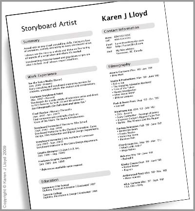 Interview With A Recruiter Resumes Karen J Lloyd\u0027s Storyboard Blog - what do you put on resume