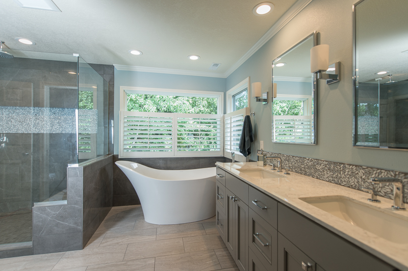 Lake oswego luxury bathroom karen linder interior design