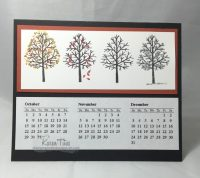Handmade Calendar Gift Idea | KarenTitus.com