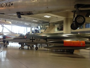 deutsches museum german plane