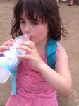 drinking water in rome
