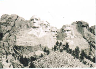 Mount Rushmore, SD - 2002