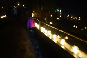 weihnachtsmarkt, schoenseerland bavarian, advent in the woods, candlelit paths