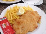 schnitzel german food austria