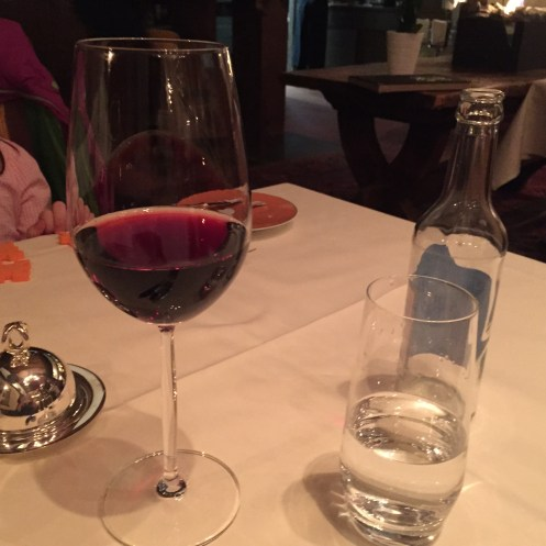 """Sorry, wine enthusiasts--""""Just right"""" is as sophisticate awine review as you're going to get from me."""