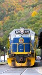 jim thorpe PA fall foliage railroad