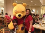 winnie the pooh, grand floridian, mary poppins breakfast, wdw