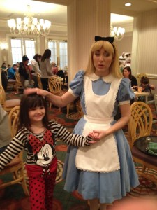 disneyworld, resort dining, alice in wonderland, mary poppins breakfast, supercalifragilisticexpialidocious