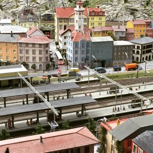 model trains, toy trains, attractions