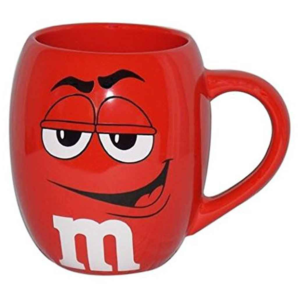 Speciality Coffee Mugs Red M Andm Character Flower Mug Designed By Karin 39s Florist