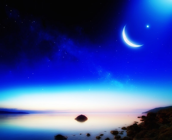 Moon phases - astrology for your birth chart