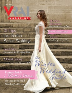 VRAI Magazine Wedding Issue 2016