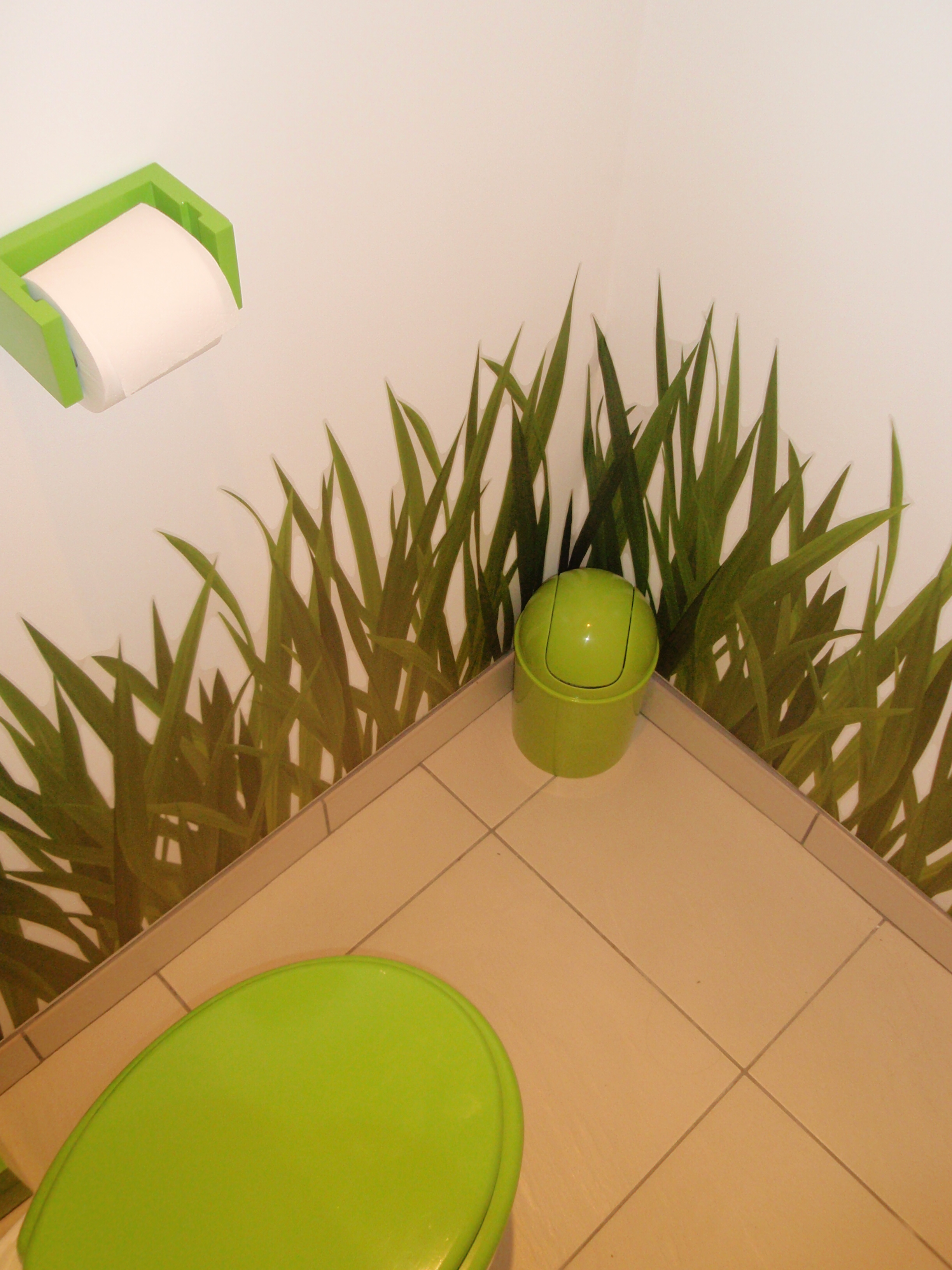 Deco Wc Nature Wc Suspendu Karkace