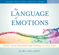 Cover of CD set The Language of Emotions