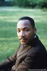 Photo of Dr. Martin Luther King